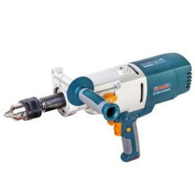 Дрель Rebir IE-1206-16/2000ER+поворотная ручка, 2.0 кВт, 3-32 мм, 0-250/0-400 об/мин, реверс, плавн. пуск, 2 ск, 6 кг, IE-1206-16/2000ER+ручка