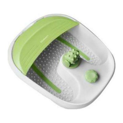 Rolsen Гидромассажная ванночка для ног FM-203 (белый/зеленый)