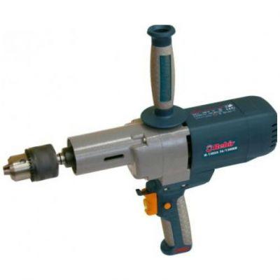 Дрель Rebir IE-1305A-16/1300ER, 1.3 кВт, 3-23 мм, рег. оборотов, 0-650 об/мин, плавн. пуск, 3.6 кг, IE-1305A-16/1300ER