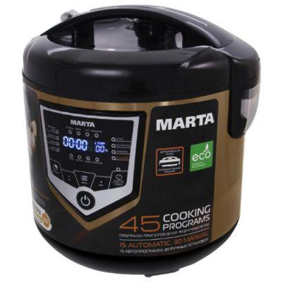 Мультиварка Marta MT-4301 (черный/золотой)