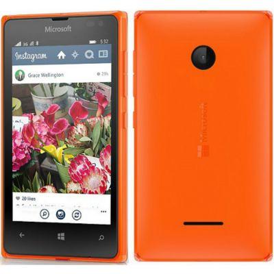 Смартфон Nokia Microsoft Lumia 532 Dual Sim Orange A00023542