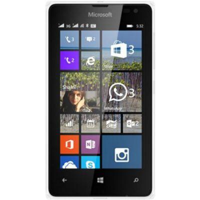 Смартфон Nokia Microsoft Lumia 532 Dual Sim White A00023541