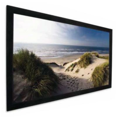 """����� Projecta HomeScreen Deluxe 173x296�� (126"""") High Contrast Cinema Vision Sound 10600212"""