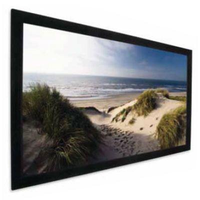 "Экран Projecta HomeScreen Deluxe 129x196см (83"") Matte White 10600136"