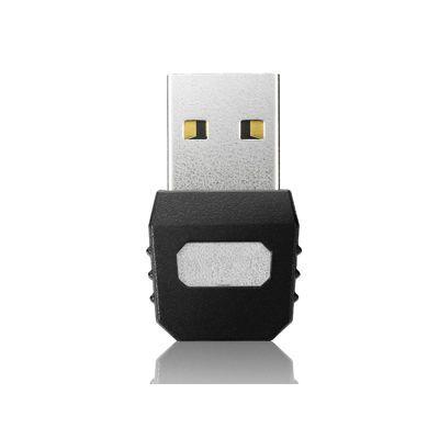 Флешка Apacer 4GB Handy Steno AH134 (черный) AP4GAH134B-1