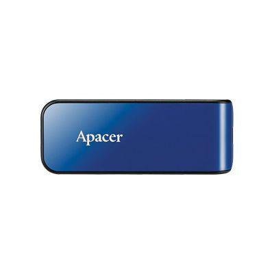 Флешка Apacer 4GB Handy Steno AH334 (синий) AP4GAH334U-1