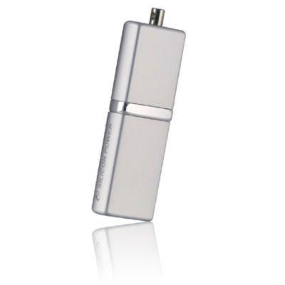 Флешка Silicon Power 4GB LuxMini 710 (серебристый) SP004GBUF2710V1S
