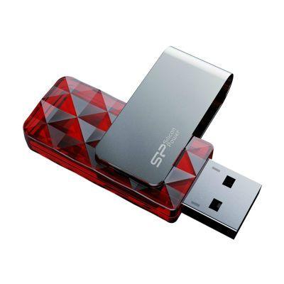Флешка Silicon Power 4GB Ultima U30 (красный) SP004GBUF2U30V1R
