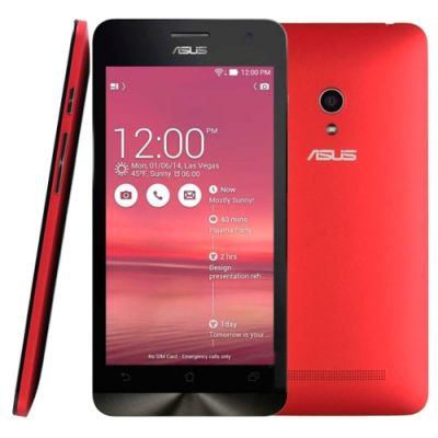 Смартфон ASUS Zenfone 6 16Gb red 90AZ00G3-M02060