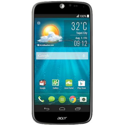 Смартфон Acer Liquid Jade S55 Black HM.HGDEU.001