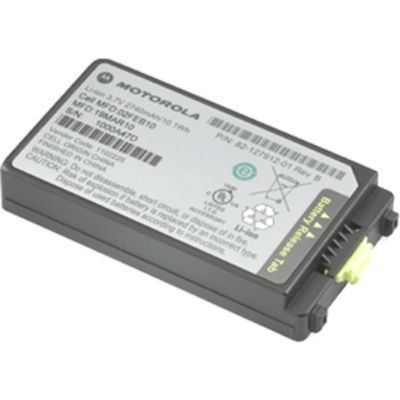 Аккумулятор Motorola MC3100/MC3000 Standard Capacity Battery (1X) 2740 mAh for straight shooter and rotating head configurations only. BTRY-MC3XKAB0E