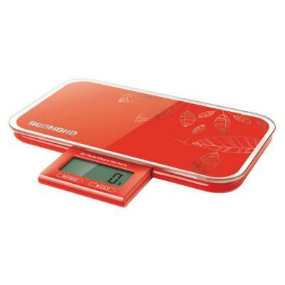 Кухонные весы Redmond RS-721 (красные)