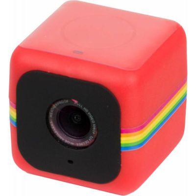 Экшн камера Polaroid Cube 1xCMOS 5Mpix красный