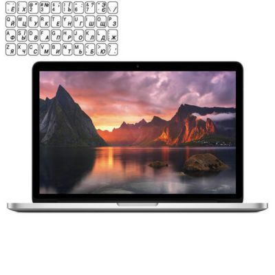 Ноутбук Apple MacBook Pro 13 Retina MF841RU/A