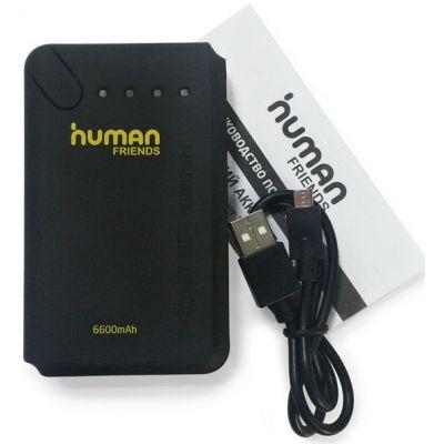 Адаптер питания Human Friends Power Bank Book 6600 mAh