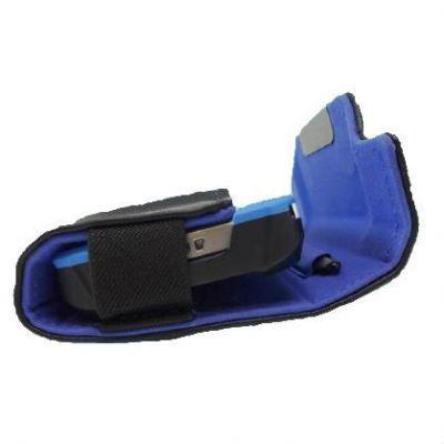 Motorola Чехол TC55 Protective Boot: Blue&Black. Accommodates Stylus (KT-TC55-STYLUS1-01) SG-TC55-BOOT1-01