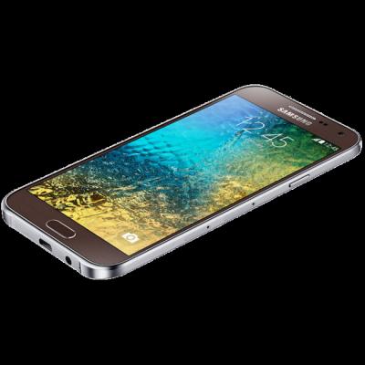 Смартфон Samsung GALAXY E5 SM-E500H/DS Brown SM-E500HZNDSER