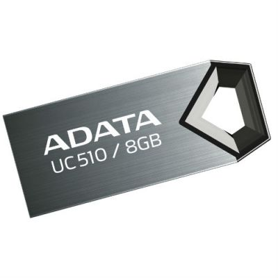 Флешка ADATA 8GB DashDrive UC510 (серый) AUC510-8G-RTI