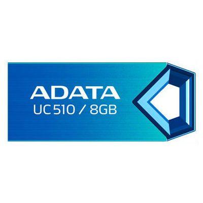 Флешка ADATA 8GB DashDrive UC510 (синий) AUC510-8G-RBL