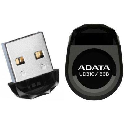 Флешка ADATA 8GB UD310 (черный) AUD310-8G-RBK