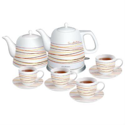 Rolsen Чайный набор RK-1211CSN (белый)