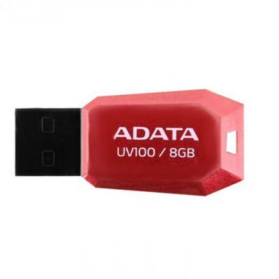 ������ ADATA 8GB UV100 (�������) AUV100-8G-RRD