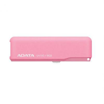 ������ ADATA 8GB UV110 (�������) AUV110-8G-RPK