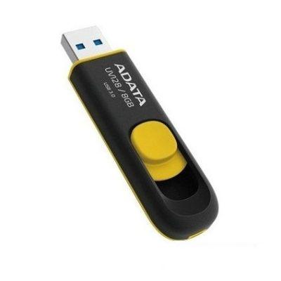 ������ ADATA 8GB UV128 (������/������) AUV128-8G-RBY