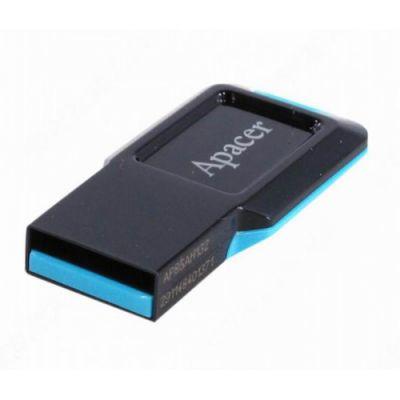 Флешка Apacer 8GB Handy Steno AH132 (синий) AP8GAH132B-1