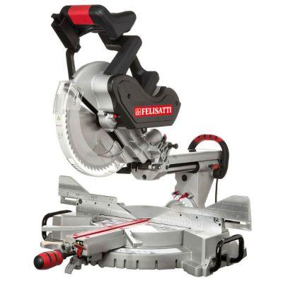 Пила Felisatti SRF305/1800E радиально-рычажная, 1.9 кВт, 2000-4000 об/мин, 305 мм, 33 кг, 3051000100