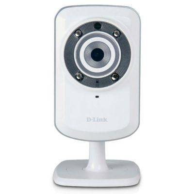 Камера видеонаблюдения D-Link DCS-933L (IP)