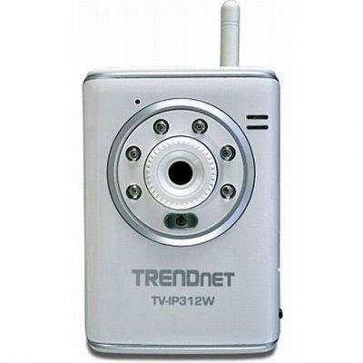 Камера видеонаблюдения TrendNet TV-IP312W (IP)