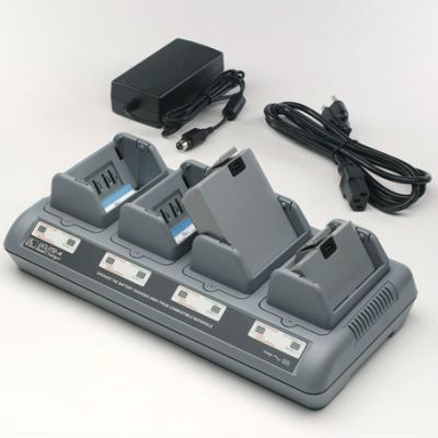 �������� ���������� Zebra Quad Charger (charges up to 4 batteries), Europe AC18177-2
