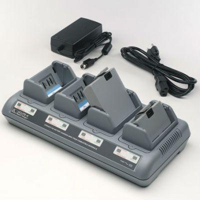 Зарядное устройство Zebra Quad Charger (charges up to 4 batteries), Europe AC18177-2