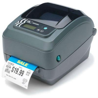������� Zebra TT Printer GX420t, 203dpi, Euro and UK cord, EPL2, ZPL II, USB, Serial, Centronics Paralle GX42-102522-000