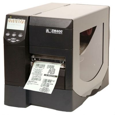 Принтер Zebra TT Printer ZM400. 600 dpi ZM400-600E-1000T