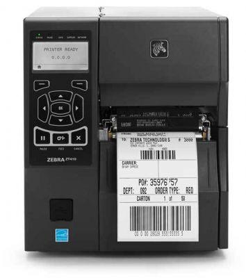 """Принтер Zebra TT Printer ZT410; 4"""", 203 dpi ZT41042-T4E0000Z"""