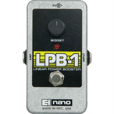 Педаль эффектов Electro-Harmonix NANO LPB-1