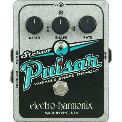 ������ �������� Electro-Harmonix STEREO PULSAR