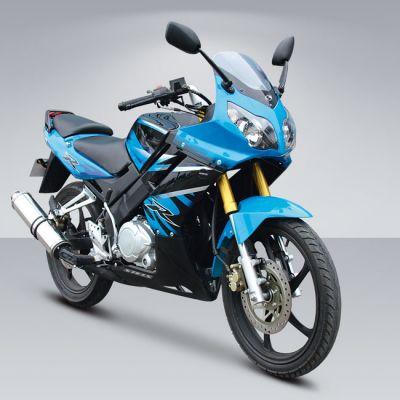 Мотоцикл Stels 200 SB (синий)