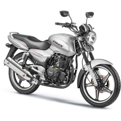 Мотоцикл Stels DELTA 200 (серебристый)