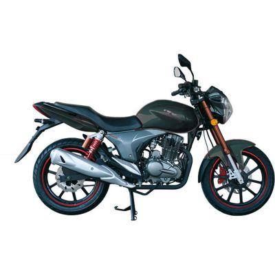 Мотоцикл Stels Flame 200 (черный)