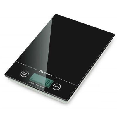 Кухонные весы Rolsen KS 2907 (черный)
