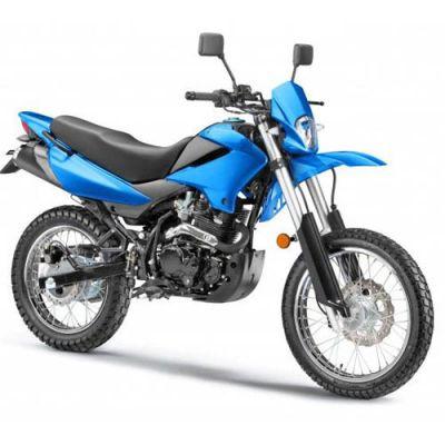 Мотоцикл Stels 250 Enduro (синий)