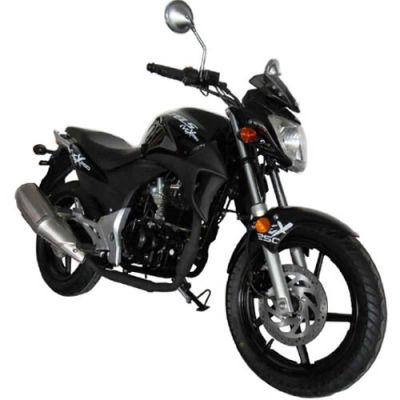 Мотоцикл Stels 250 Flex (черный)