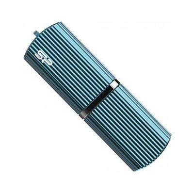 Флешка Silicon Power 8Gb Marvel M50 (синий) SP008GBUF3M50V1B