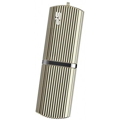 Флешка Silicon Power 8Gb Marvel M50 (шампань) SP008GBUF3M50V1C