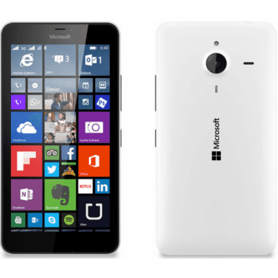 Смартфон Nokia Microsoft Lumia 640 XL Dual Sim White A00024396