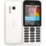 Телефон Nokia 215 Dual Sim White A00023564