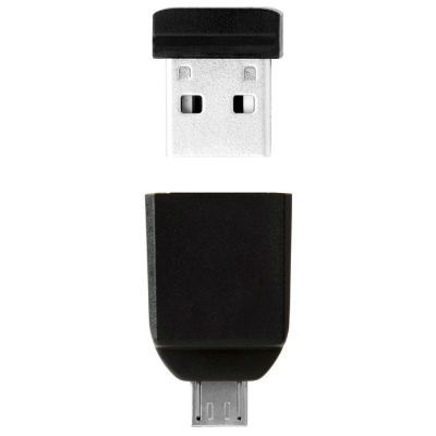 Флешка Verbatim 8GB Nano OTG (Micro-USB adapter) 49820